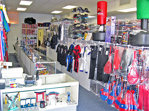Central Ohio Martial Arts Supply